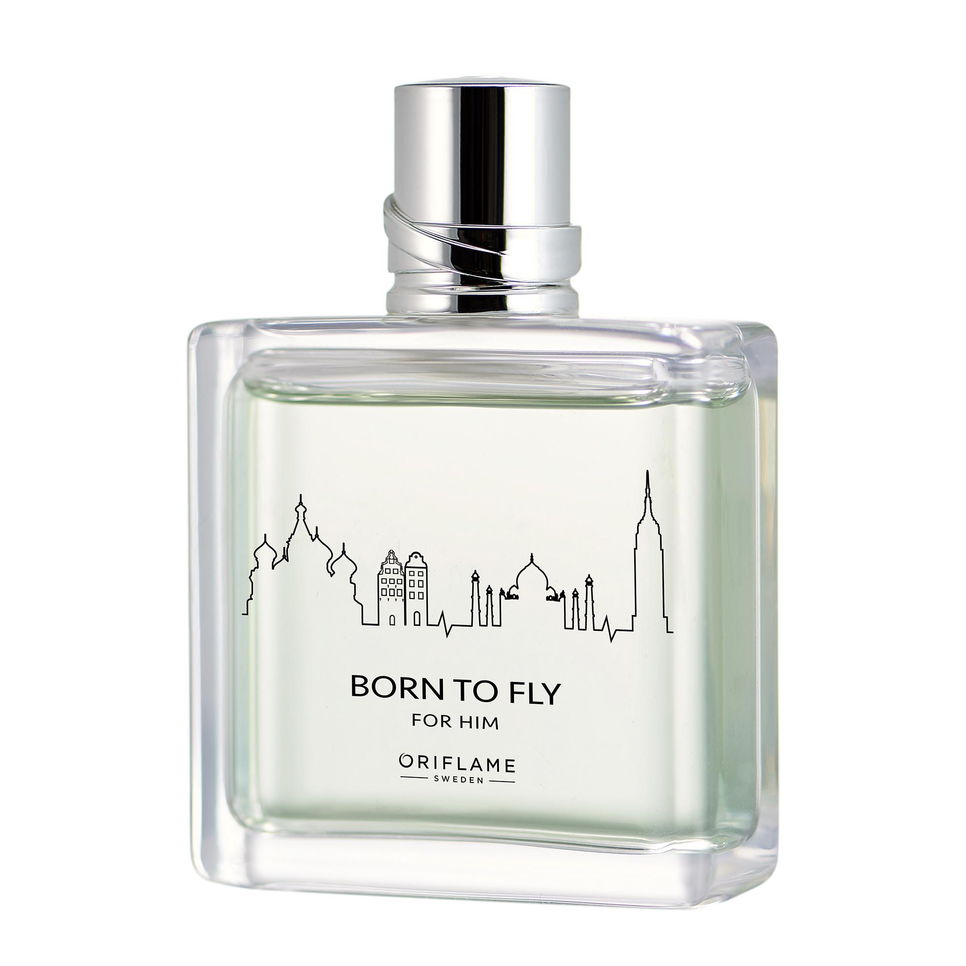 Take fight with this exhilarating eau de toilette that invites you to explore. A daring accord - inspired by Mexican Agave Nectar, aromatic Clary Sage and Lavandin fields in France and Yuzu gardens in Japan - blends to lift your spirit and takes you on a journey.